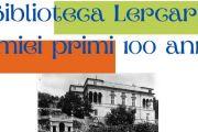 Centenario della Biblioteca Lercari